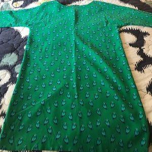 Ann Taylor bird dress